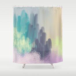 The Wild Shower Curtain