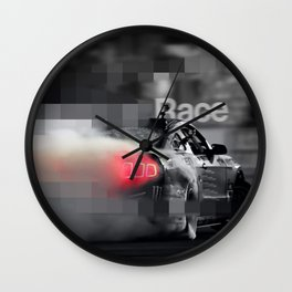 RaCe CaR>>> Wall Clock