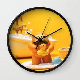 Macho! Wall Clock
