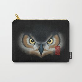 Owl of strength Carry-All Pouch