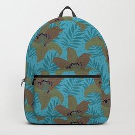 Fiori della giungla Backpack