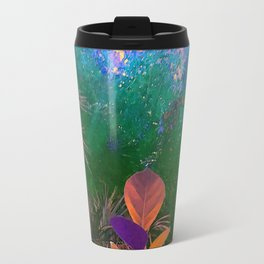 Sunlight in the Enchanted Forest Travel Mug