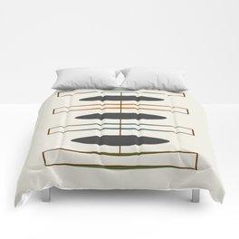 Mid-Century Modern 1.1 Comforters