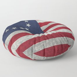 Betsy Ros Flag Floor Pillow
