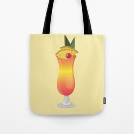 Sweet Mai Tai Tote Bag
