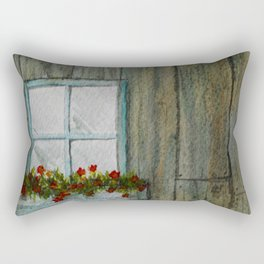 Rustic Charm Rectangular Pillow