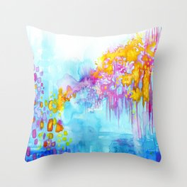One Near Perfect Thing Throw Pillow