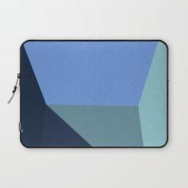 Blue Room & Shadows Laptop Sleeve
