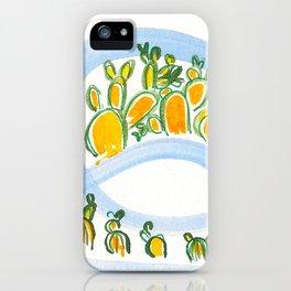 Plant Squad iPhone Case