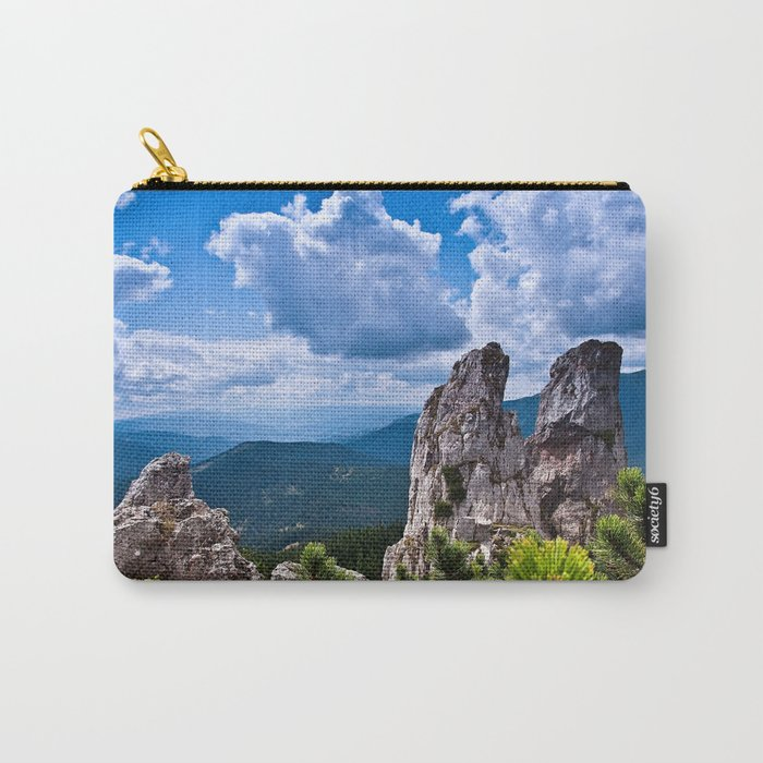 Nature love #landscape Carry-All Pouch