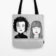 E & K Tote Bag