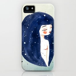 I am the Sky iPhone Case