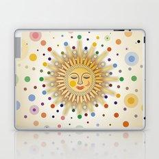 Sunshine with Placidity Laptop & iPad Skin