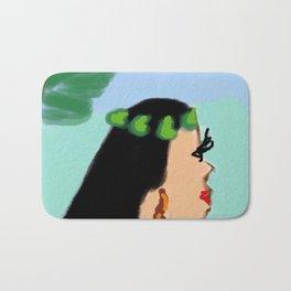 Mary Sue of Hawaii Bath Mat