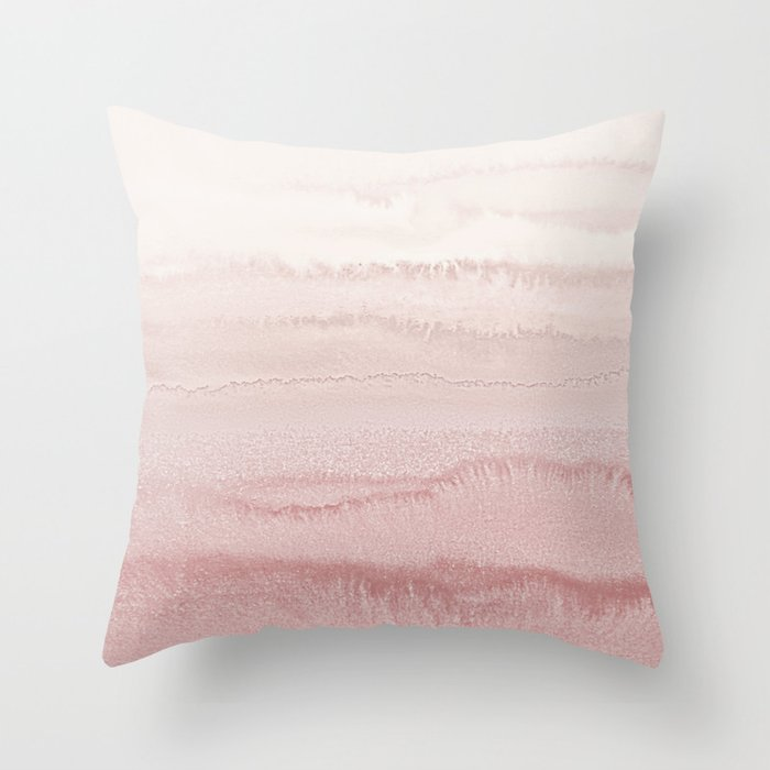 WITHIN THE TIDES - BALLERINA BLUSH Deko-Kissen