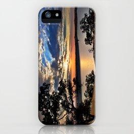 Hensley Lake iPhone Case