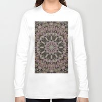 antique Long Sleeve T-shirts featuring Antique Country by Deborah Janke