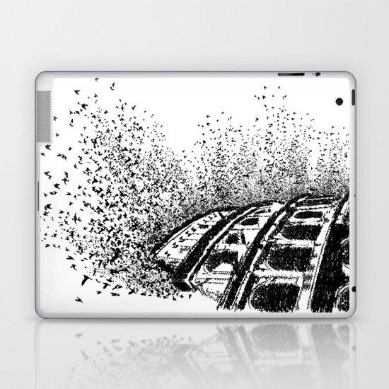 Bird House Laptop & iPad Skin