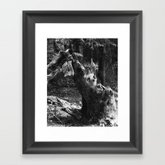 Vulnerable II Framed Art Print