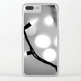 Lights Clear iPhone Case