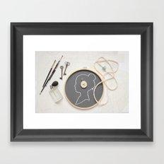 The Time Traveler's Wife Framed Art Print