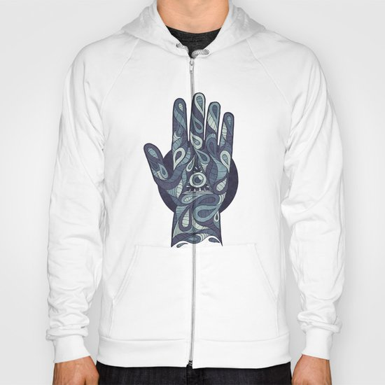 The Idle Hand Hoody