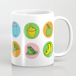 Lunch Time Menu Coffee Mug
