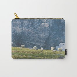 Beartooth Mountain Goats Carry-All Pouch