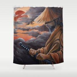 Duty Shower Curtain