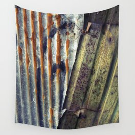Corrugated  Wall Tapestry