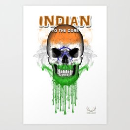 To The Core Collection: India Art Print