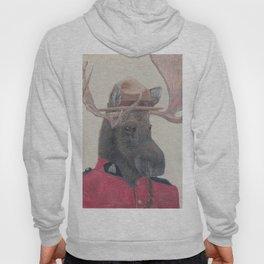 Canadian Moose Hoody