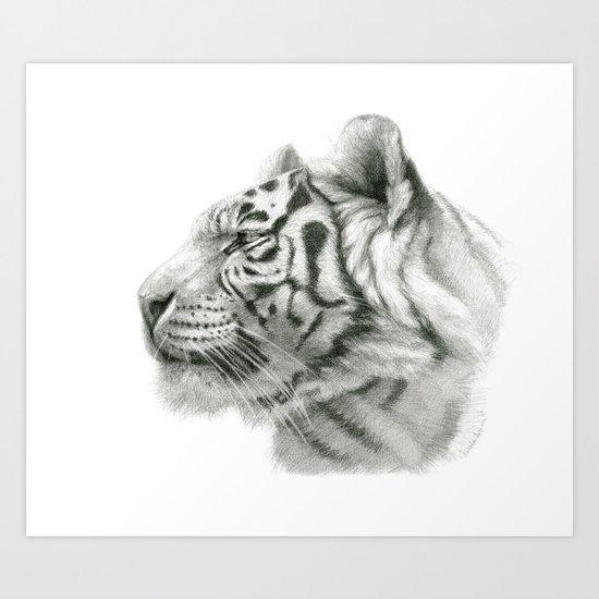 Tiger G2012-048 Art Print
