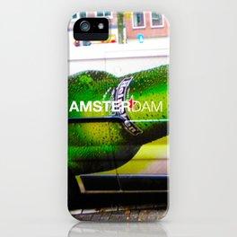 Amsterdam Refreshments iPhone Case