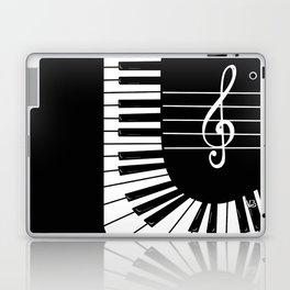 Piano Keys I Laptop & iPad Skin