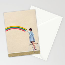 Coat of Many Colors Stationery Cards