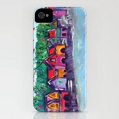 Boathouse Row iPhone (4, 4s) Slim Case
