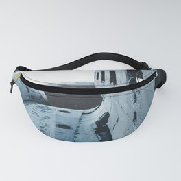 Airplane Wreckage Fanny Pack