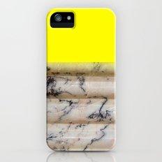 Greek Yellow Marble iPhone (5, 5s) Slim Case