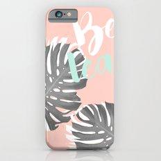 BE LEAF iPhone 6s Slim Case