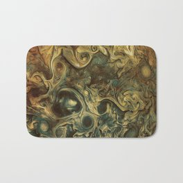Jupiter's Clouds 2 Bath Mat