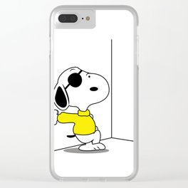 Waiting You Clear iPhone Case