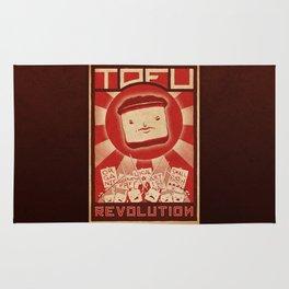 Tofu Revolution Rug