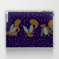 Evil mutant squirrel Laptop & iPad Skin