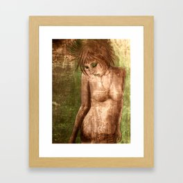 Vesper Framed Art Print