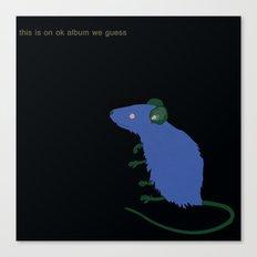 Modest Mouse Canvas Print