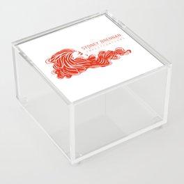 Sydney Brennan Investigations Acrylic Box