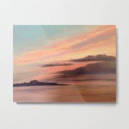 Long Beach Island Sunset Metal Print