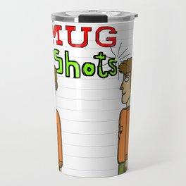 Mug Shot 1 Travel Mug