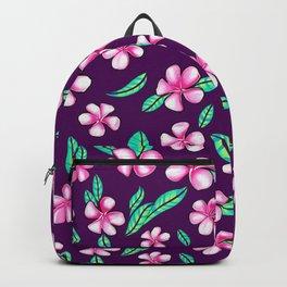 Plumeria Backpack